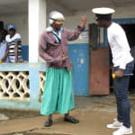 The Water Project: PC Bai Shebora Gbereh III Primary School -  Educational Comedians
