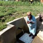 The Water Project: Timbito Community, Wakamu Spring -  Rebecca Wakamu