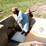 The Water Project: Timbito Community, Wakamu Spring -  Reliable Water