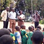 The Water Project: Gemeni Salvation Primary School -  Dental Hygiene Training