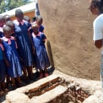 The Water Project: Bumuyange Primary School -  Tank Care Training