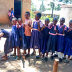 The Water Project: Bumuyange Primary School -  Handwashing Station