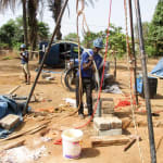 The Water Project: Tulun Community, Hope Assembly of God School and Church -  Flushing