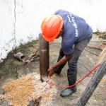 The Water Project: Pewullay Primary School -  Drilling