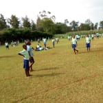 The Water Project: Ingwe Primary School -  Students Playing
