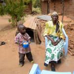 The Water Project: Maluvyu Community E -  Felisters Mbaika