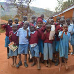 The Water Project: Mbuuni Primary School -  Student Health Club