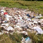The Water Project: Kapkemich Primary School -  Trash Disposal