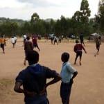 The Water Project: Kapkemich Primary School -  Class Break