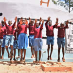 The Water Project: Mbuuni Primary School -  Finished Tank Celebration