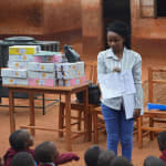 The Water Project: Mbuuni Primary School -  Training