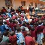 The Water Project: Mbuuni Primary School -  Handwashing Training