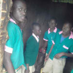 The Water Project: Kigulienyi Primary School -  Delivered Water To Kitchen
