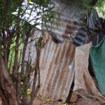 The Water Project: Kathungutu Community -  Latrine
