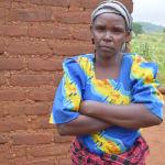 The Water Project: Kathungutu Community -  Priscila Mwau