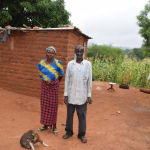 The Water Project: Kathungutu Community -  Priscilla And Her Husband