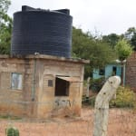 The Water Project: Kathungutu Community -  Water Kiosk