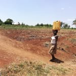 The Water Project: Rubana Yagilewo Community -  Carrying Water Home