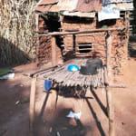 The Water Project: Rubana Yagilewo Community -  Dishes Drying