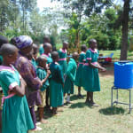 The Water Project: Kigulienyi Primary School -  Handwashing Training