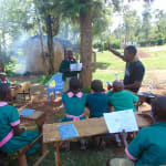 The Water Project: Kigulienyi Primary School -  Training