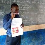 The Water Project: Kapkemich Primary School -  Dental Hygiene Training