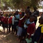 The Water Project: Kapkemich Primary School -  Dental Hygiene