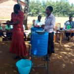 The Water Project: Ingwe Primary School -  Handwashing Training
