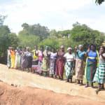 The Water Project: Kathungutu Community -  Dam Celebration