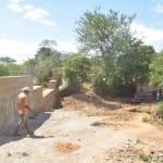 The Water Project: Kathungutu Community -  Dam