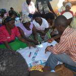 The Water Project: Kathungutu Community -  Training