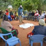 The Water Project: Kathungutu Community -  Training Materials
