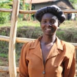 The Water Project: Elukho Community A -  Mrs Christine Nyapola Well Caretaker