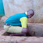The Water Project: Gemeni Salvation Primary School -  Arnold Oida Student President