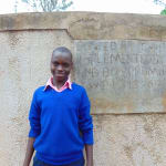 The Water Project: Bumuyange Primary School -  Norman Chogo