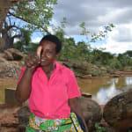 The Water Project: Maluvyu Community E -  Mary Mutua