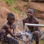 The Water Project: Maluvyu Community E -  Splash