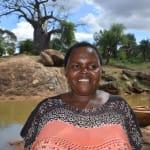 The Water Project: Maluvyu Community E -  Stella Komu