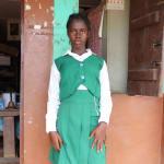 The Water Project: DEC Mahera Primary School -  Isatu F Swaray School Head Girl