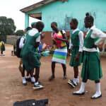 The Water Project: DEC Mahera Primary School -  Kids Playing