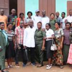 The Water Project: DEC Mahera Primary School -  School Staff