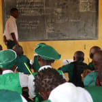 The Water Project: DEC Mahera Primary School -  Students In Class