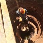 The Water Project: Rubana Yagilewo Community -  Excavation