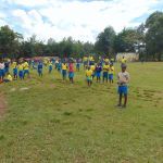 The Water Project: Saride Primary School -  Playground