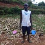 The Water Project: Hirumbi Community, Khalembi Spring -  Oliver Makotsi