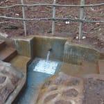 The Water Project: Hirumbi Community, Khalembi Spring -  Completed Khalembi Spring