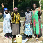 The Water Project: Bukhanga Community, Indangasi Spring -  Greetings And Love From Indangasi Spring