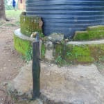 The Water Project: Bulukhombe Primary School -  Broken Tap With Missing Hardware