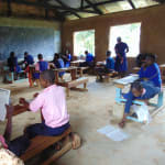 The Water Project: Bulukhombe Primary School -  Students In Class