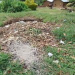 The Water Project: Bulukhombe Primary School -  Garbage Disposal Point